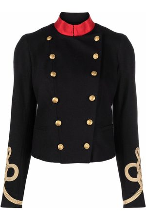 Polo Ralph Lauren Double-breasted military jacket