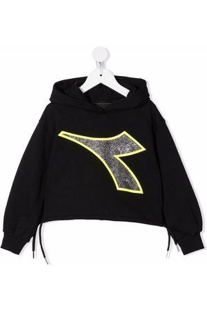 Diadora Logo pullover hoodie