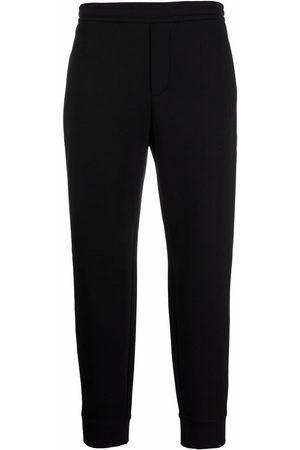Emporio Armani Heren Joggingbroeken - Embroidered logo sweatpants