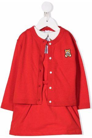 Moschino Teddy Bear dress set