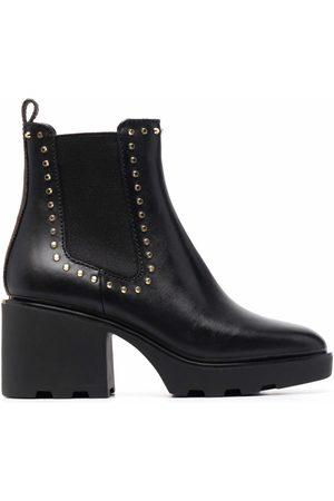 Michael Kors Keisha studded Chelsea boots