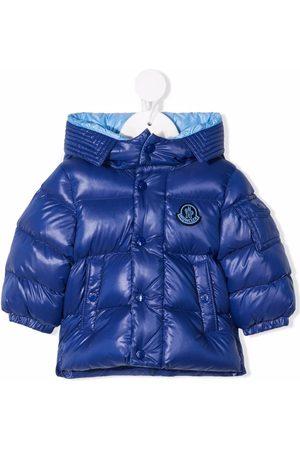 Moncler Donsjassen - Hooded padded down coat