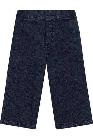 Caramel Meisjes Wijde broeken - Beck wide-leg jeans