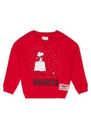 The Marc Jacobs Meisjes Sweaters - X Peanuts® cotton-blend sweatshirt