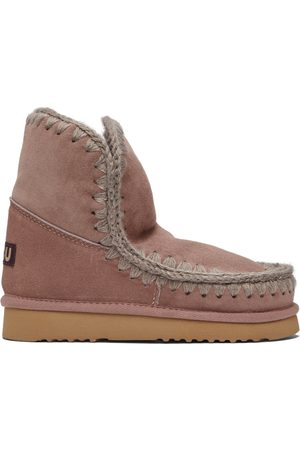 Mou Pink Ankle 18 Boots