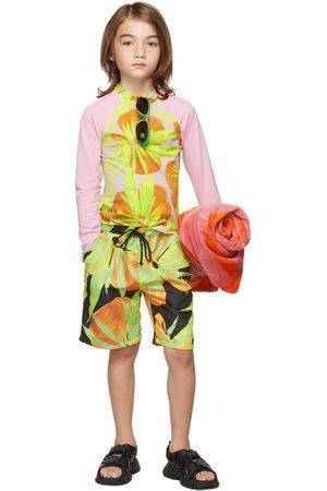 Louisa Ballou SSENSE Exclusive Kids Pink Surfer's Paradise Long Sleeve T-Shirt