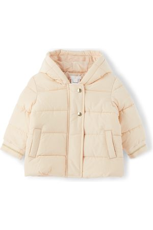 Chloé Baby Pink Puffer Jacket