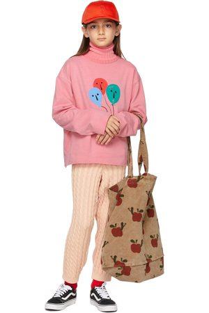 Weekend House Kids Kids Pink Balloons Sweatshirt