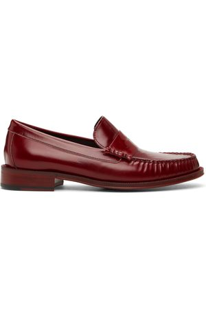 Paul Smith Leather Lucky Loafers