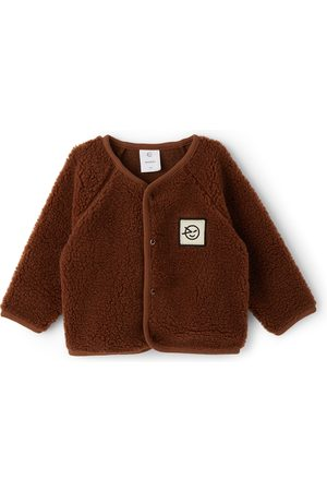 Wynken Baby Brown Daily Long Bomber Jacket