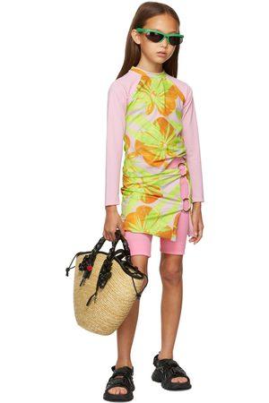Louisa Ballou SSENSE Exclusive Kids Pink Double Ring Skirt