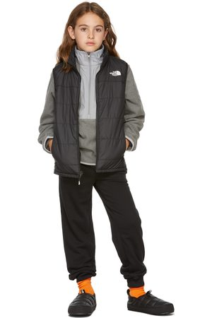 The North Face Kids Kids Black Insulated Reactor Vest