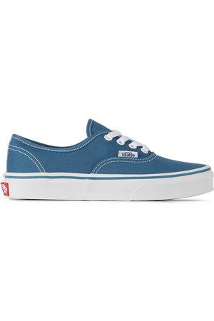 Vans Kids Navy & White Authentic Sneakers