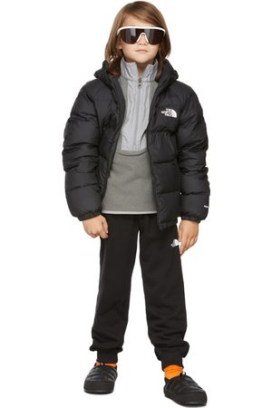 The North Face Kids Reversible Black Down Hyalite Jacket