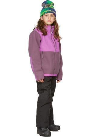 The North Face Kids Black Insulated Freedom Trousers