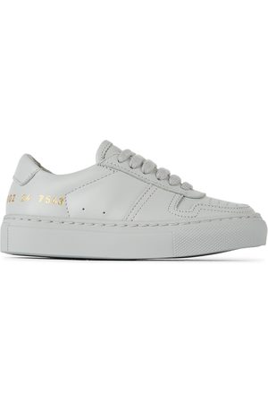 COMMON PROJECTS Kids BBall Low Sneakers