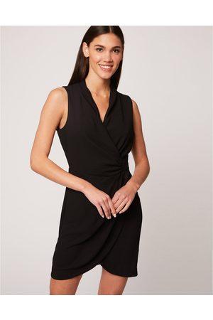 Morgan Dames Korte jurken - Gedrapeerde korte jurk