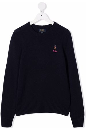 Ralph Lauren Meisjes Poloshirts - Polo pony jumper