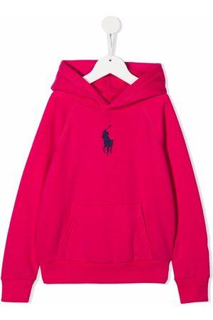 Ralph Lauren Meisjes Hoodies - Polo pony hoodie
