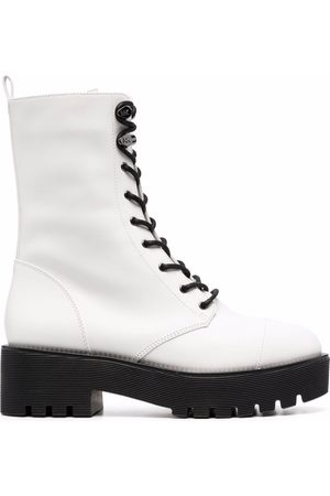 Michael Kors Dames Veterlaarzen - Bryce lace-up boots