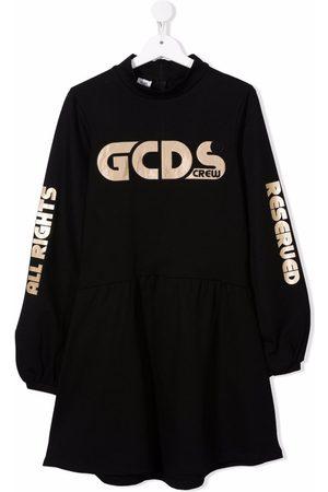 GCDS Meisjes Casual jurken - Teen logo print dress