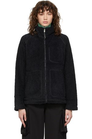 The North Face Dames Outdoorjassen - Black Ridge Fleece Jacket