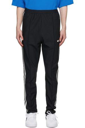 adidas Heren Broeken - Black Beckenbauer Lounge Pants
