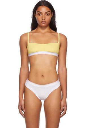 Calvin Klein Dames Balconette bh's - Yellow Season 2 Balconette Bra