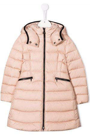 Moncler Charpal hooded down coat