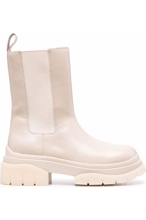 Ash Dames Enkellaarzen - Storm ankle leather boots