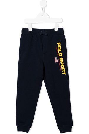 Ralph Lauren Jongens Joggingbroeken - Logo-print track pants