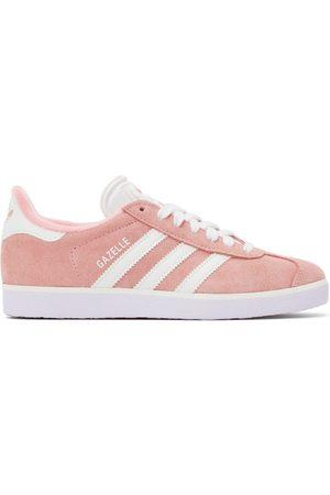 adidas Pink Gazelle Sneakers