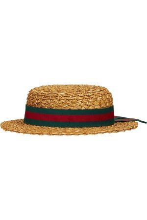 Gucci Meisjes Hoeden - Darla Straw Hat