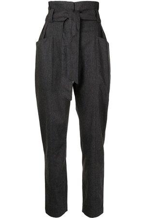 IRO Dames Broeken - Tie-fastening tailored trousers