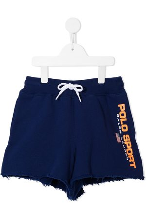 Ralph Lauren Polo Sport frayed shorts