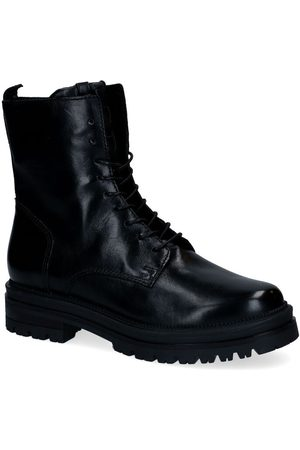 Mjus Dames Cowboy Boots - Zwarte Boots