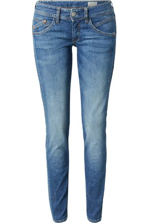 Herrlicher Dames Slim - Jeans 'Gila