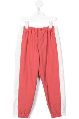 Kenzo Kids Two-tone track pants