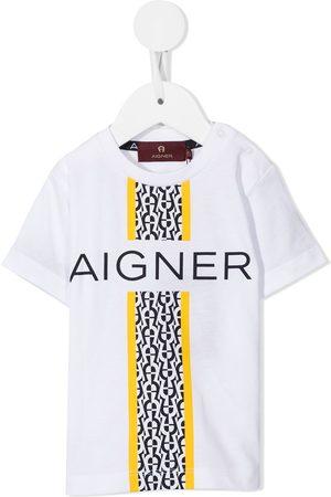 Aigner Logo-print short-sleeve T-shirt