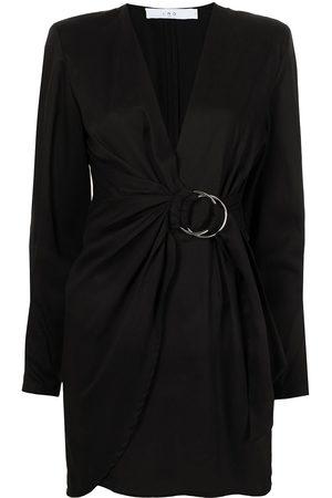 IRO Hela wrap dress