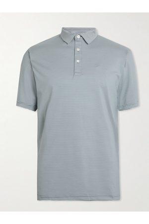 Nike Heren Sportshirts - Player Control Striped Dri-FIT Golf Polo