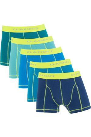 Claesen's Jongens Boxershorts - Boxershorts jongens 5-pack solid