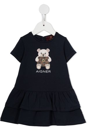 Aigner Teddy Bear cotton dress