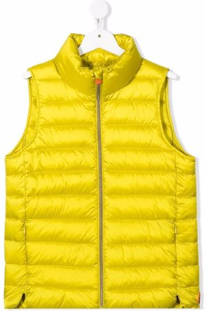 save the duck TEEN padded gilet jacket