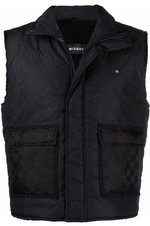 MISBHV Heren Bodywarmers - Puffer zip gilet